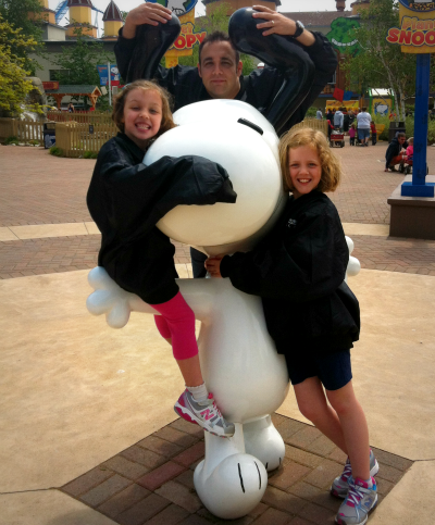 We're a Cedar Point Family